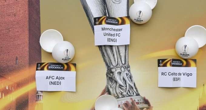 Лига Европа: Јунајтед во Виго, Лион во Амстердам