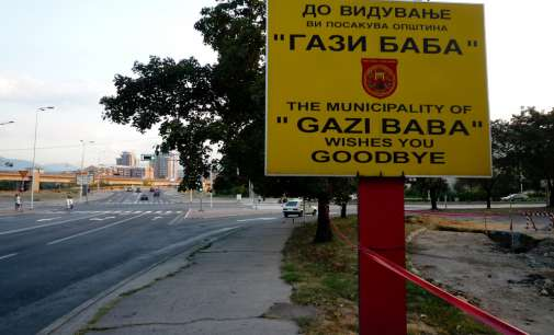 Дискриминиран затоа што зборувал албански во општината
