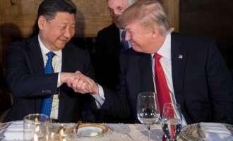 Трамп: Седиме со Џинпинг , јадеме колачи и му велам ласниравме ракети