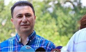 Груевски бара нови парламентарни избори за решение на кризата