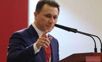 Груевски: Да се прифати лидерска средба, а граѓаните да не подлегнуваат на провокации од СДСМ