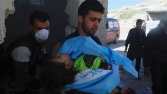 Кремљ: Нападот со гас во Сирија е монструозно злосторство, но податоците на САД за него се необјективни