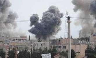 Осум загинати во воздушни напади во Сирија