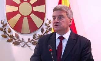 Иванов: Нема мандат додека не се отстранат правните и политичките пречки