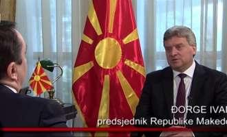 Иванов за ХТВ: Опасноста од платформата за Македонија е да стане Кипар