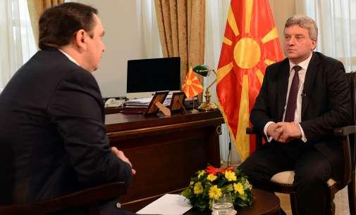Иванов во интервјуто за ХТВ со коментари за Заев и дијалогот со албанските партии