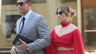 Џенифер Лопез и Алекс Родригез се двојка со најголем стил