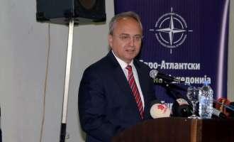 Јолевски на конференцијата посветена на Балканската соработка и безбедност