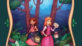 """Објавен авантуристичкиот роман за деца """"Двете принцези"""" од Натали Спасова"""
