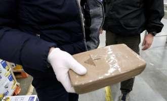 (Видео)Шест тони кокаин запленети во Колумбија