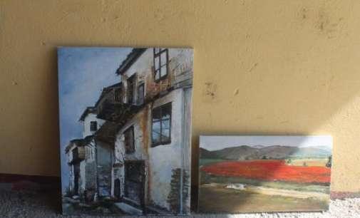 Делата од ликовната колонија Михајлово во Прилеп