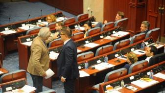 Шилегов: Вељаноски да каже кој од пратениците на ВМРО-ДПМНЕ каков појас за карате има