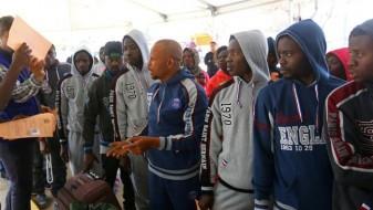 Либиската крајбрежна стража се судри со криумчари на мигранти, четворица мртви