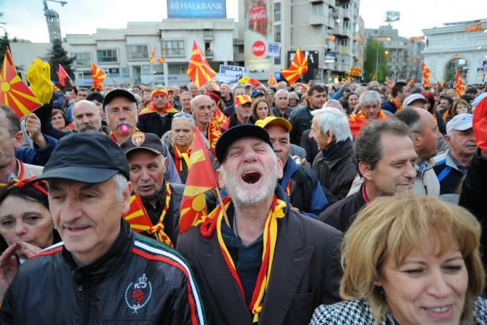 """Граѓанската иницијатива """"За заедничка Македонија"""" излезе со свое решение за кризата – нови избори"""