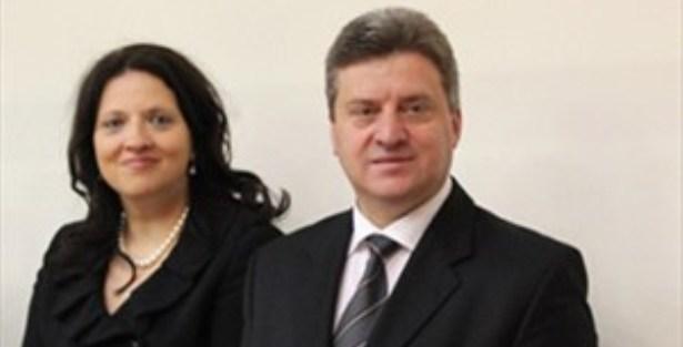 Како претседателот Иванов и предложил брак на неговата сопруга