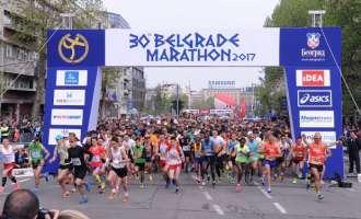 Ивановски победи на полумаратонот во Белград