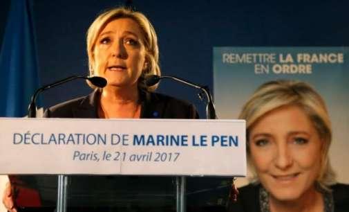 Ле Пен очекува нов напад пред изборите в недела