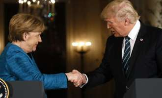 Меркел и покрај несогласувањата со Трамп сака добри односи со САД
