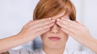 """""""Палминг"""" метода за одморање на очите"""