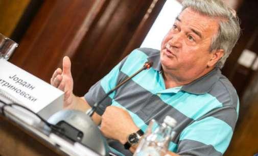 """Разрешениот судија Митриновски в понеделник пред Судскиот совет заради """"повторување на постапката"""""""