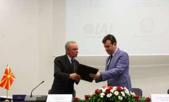 Потпишан Меморандум за разбирање помеѓу ИГИНП и италијанскиот институт ИАИ
