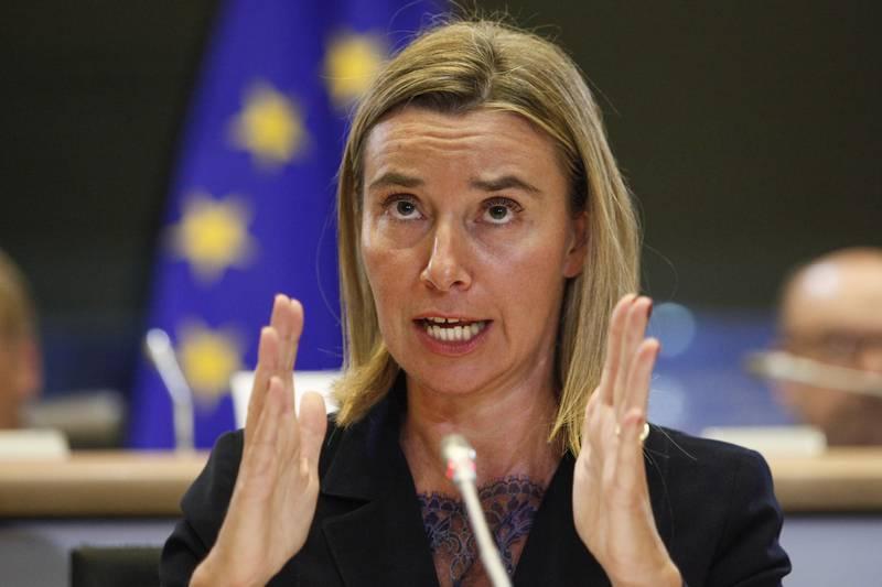 Могерини  Велика Британија губи повеќе отколку ЕУ