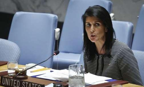 Американската амбасадорка во ОН не исклучува воена интервенција во Северна Кореја