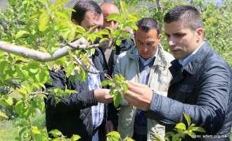 Николовски: На земјоделците мора да им се помогне