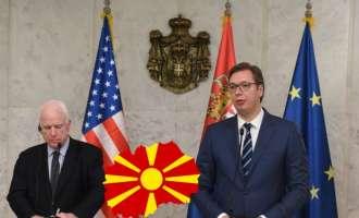 Што се крие зад интересот на Вучиќ за Македонија – Малески: ако не си на масата ќе се најдеш на менито