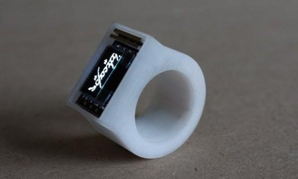 Дали би носеле паметен уред на вашиот прст