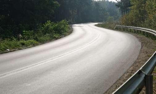 Умерен сообраќај надвор од градските средини