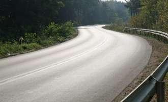 Тековно одвивње на сообраќајот по влажни коловози