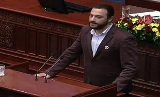Богоевски: Груевски потрошил близу три илјади евра за роаминг