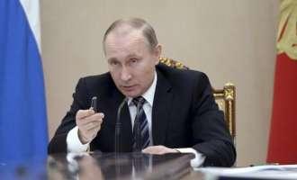 Путин: Американскиот напад на Сирија е агресија над суверена држава