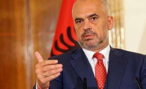 Рама: Албанците во Македонија не треба да бидат алиби за конфликт