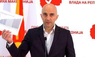 Мехмедовиќ: Целта на новата Влада е да има лекови на рецепт цел месец, ВМРО-ДПМНЕ да не блокира