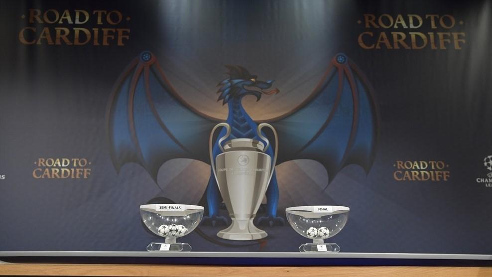 Мадридско полуфинале во ЛШ  Јувентус го извлече Монако