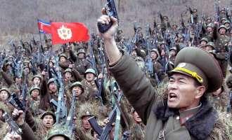 """Пјонгјанг се заканува со """"немилосрдни мерки"""""""