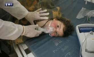 Осумгодишни деца во Сирија отруени од сарин