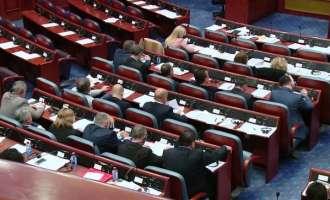 Ејуп Аљими од ДУИ: Платформата и албанскиот јазик не се на дневен ред