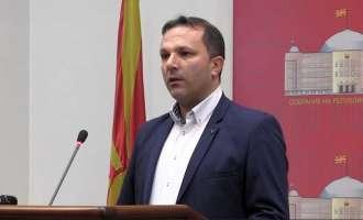 Спасовски: Одлучни сме да избереме претседател на Собранието