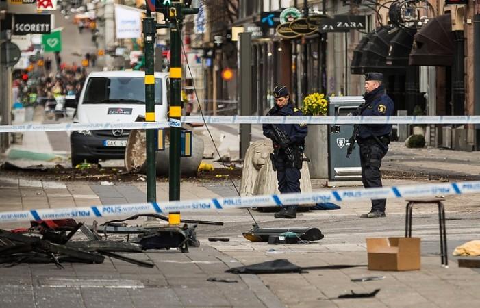Осомничениот за нападот во Стокхолм го признал терористичкиот чин