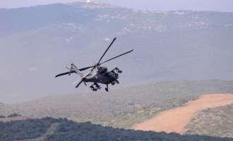 Грција: Исчезнатиот хеликоптер на армијата се урнал во реонот на Сарандапоро