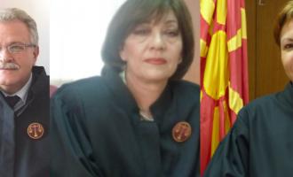 Нови судиски рокади на Вангеловски: наместо судијката Лидија Тасева, Рахилка Стојковска во кривично