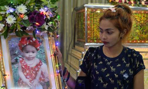 Тајланѓанец директно на Facebook пренесувал убиство на 11 месечно девојче