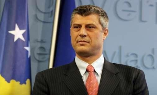 """B92: Хашим Тачи го повтори предупредувањето на Рама за """"обединување"""" на Косово и Албанија, ако можноста за членство во ЕУ избледе"""