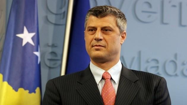 B92  Хашим Тачи го повтори предупредувањето на Рама за  обединување  на Косово и Албанија  ако можноста за членство во ЕУ избледе