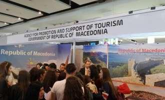 Македонија претставена на саемот за туризам во Албанија