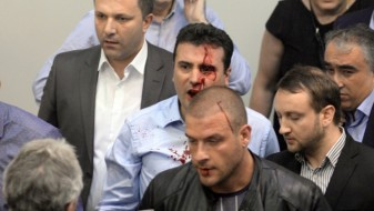Нови пет кривични пријави за насилствата во Собранието