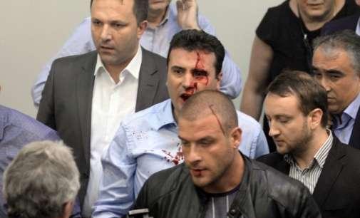 Обвинителството лиши седум лица од слобода за насилствата во Собранието